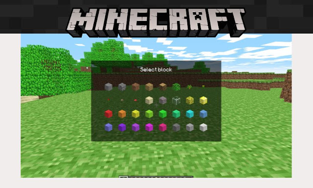 Παίξτε Minecraft Classic δωρεάν μέσω του περιηγητή σας (browser) χωρίς εγκατάσταση του παιχνιδιού