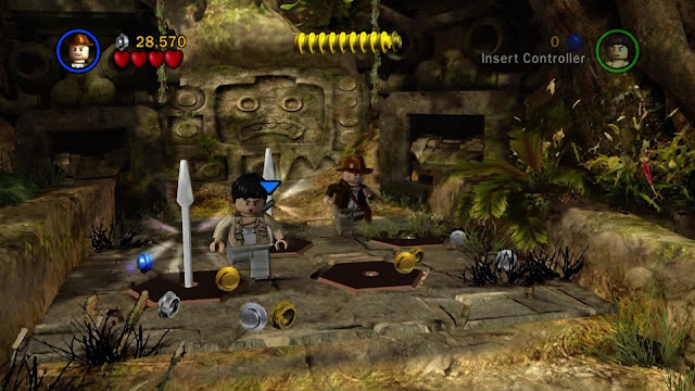 LEGO Indiana Jones The Original Adventures PC Full Version Screenshot 1