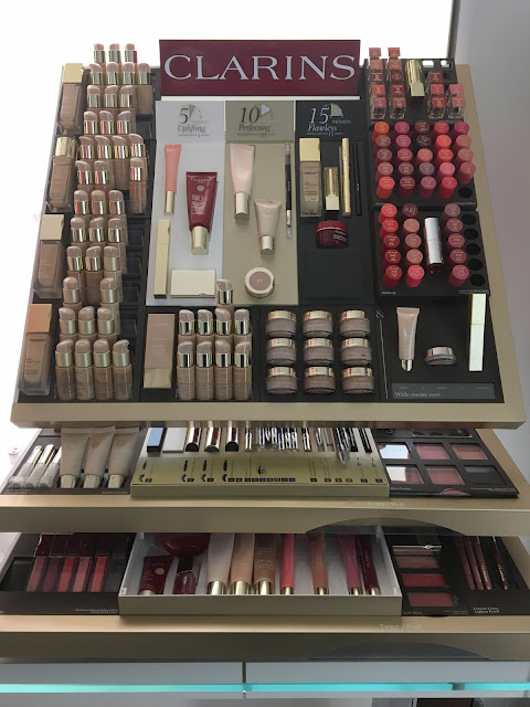 Clarins Makeup Collection in Liverpool