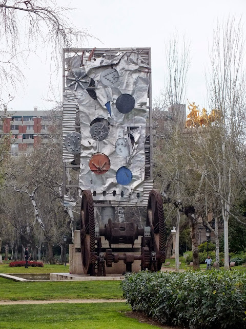 arte moderno en Barcelona