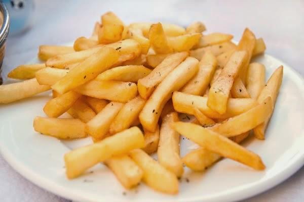 Πατάτες Τηγανιτές: Ποτέ ξανά...