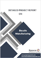 Biscuits Manufacturing Project Report