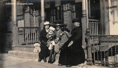 Sheehan relatives New York 1921  http://jollettetc.blogspot.com