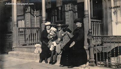 Sheehan relatives New York 1921  http://jollettetc.blogspot.com