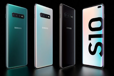 Samsung Galaxy S10 and Galaxy S10+ with Triple Rear Camera launched