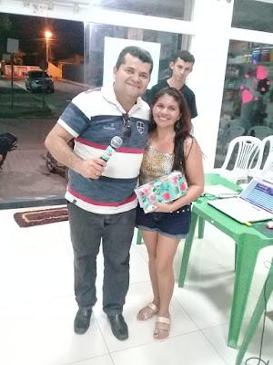 Sorteio Realizado na Cidade de Piracuruca (10/05/2019)