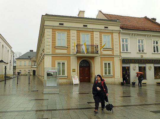 Dom Rodzinny Jana Pawła II w Wadowicach.