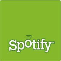 Spotify Streaming Service Website