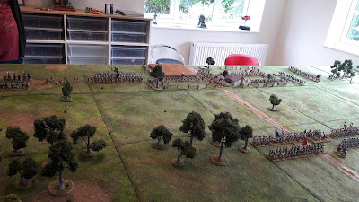 AWI Playtest British Grenadier