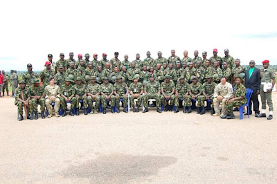 Nigeria Military School Graduates 73 Soldiers in Kaduna (Photos)