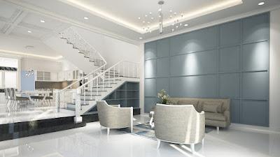 Menggunakan Jasa Desain Interior