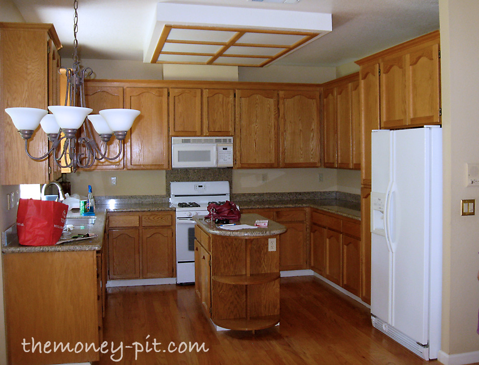 What Color Are My Kitchen Cabinets