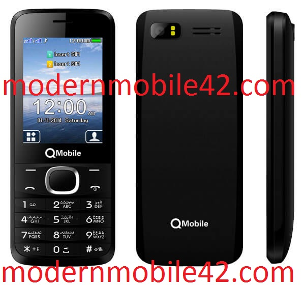 qmobile power 3 flash file