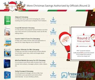 Giveaway : 6 logiciels commerciaux offerts gratuitement !