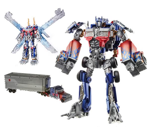 Kapow Toys: Transformers Dark of the Moon Ultimate Optimus ...