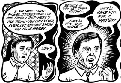A Cartoonist's Diary: Glenn Head