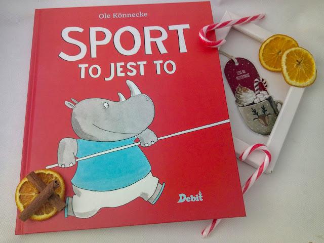"""""""Sport to jest to!"""" - Ole Könnecke"""