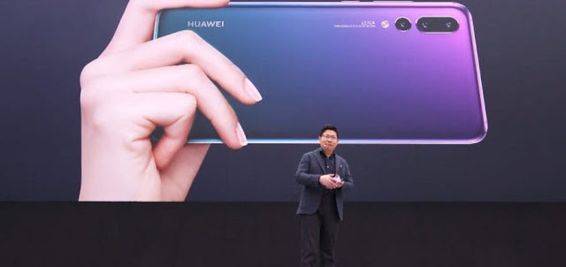 Kecanggihan Huawei P20 Pro dengan 3 kamera Utama