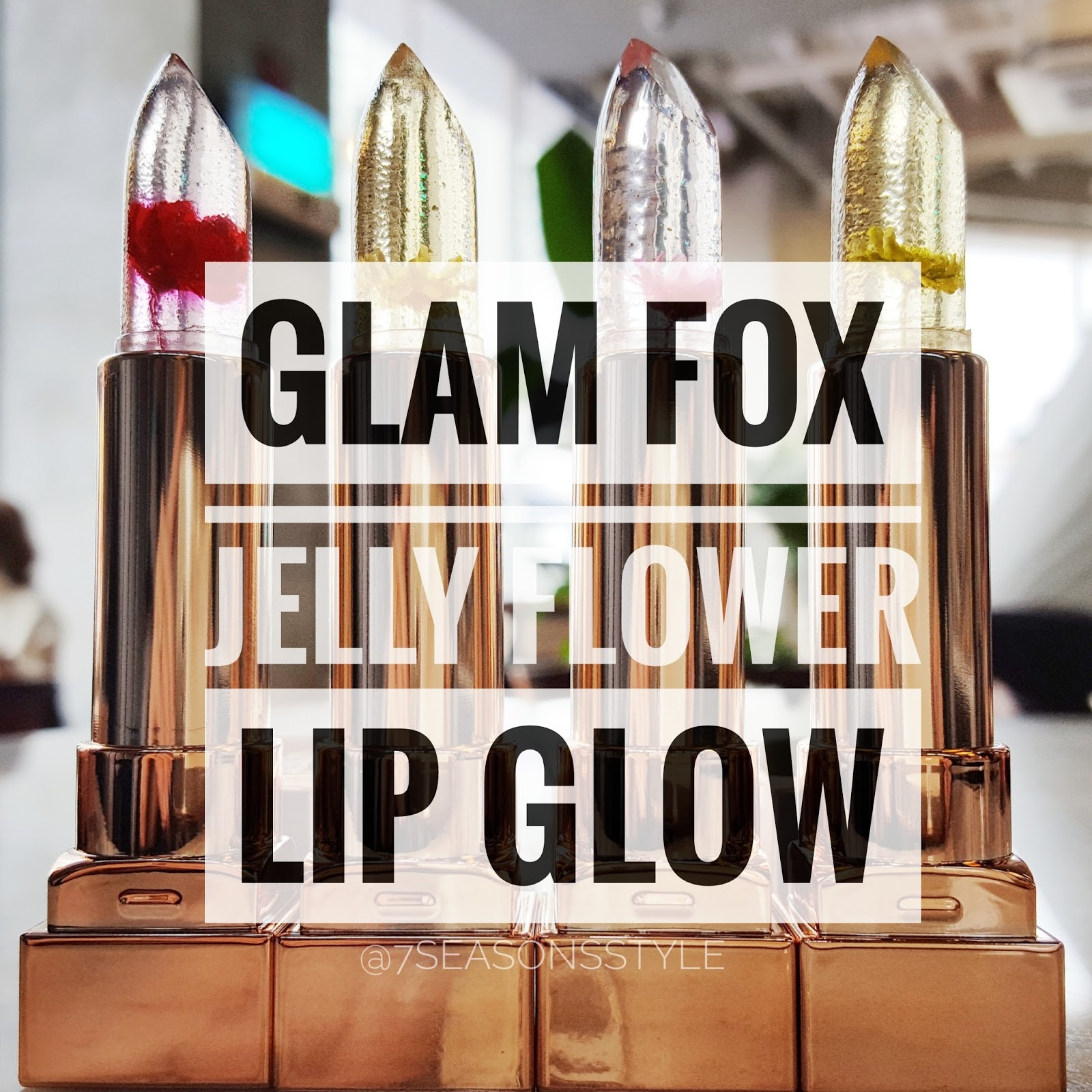 The Jelly Lipstick that has Everyone Talking