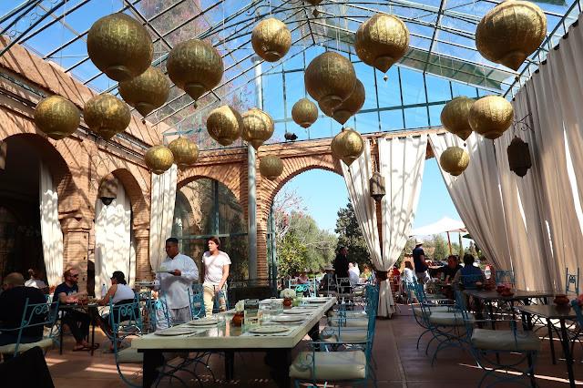 Beldi Country Club Marrakech a golpe de objetivo