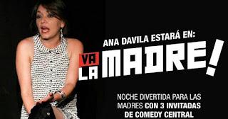 VA LA MADRE Ana Davila
