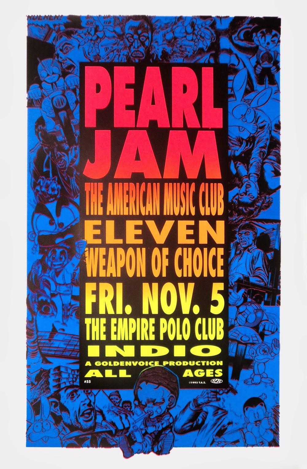 Pearl Jam Tour 2020 Usa