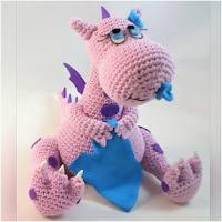 http://amigurumislandia.blogspot.com.ar/2019/05/amigurumi-dragon-bebe-patrigurumis.html