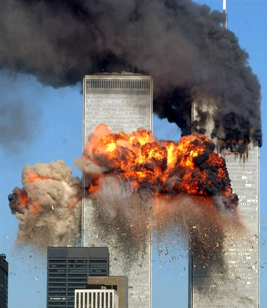 11 DE SETEMBRO DE 2001 - TERRORISMO NOS ESTADOS UNIDOS