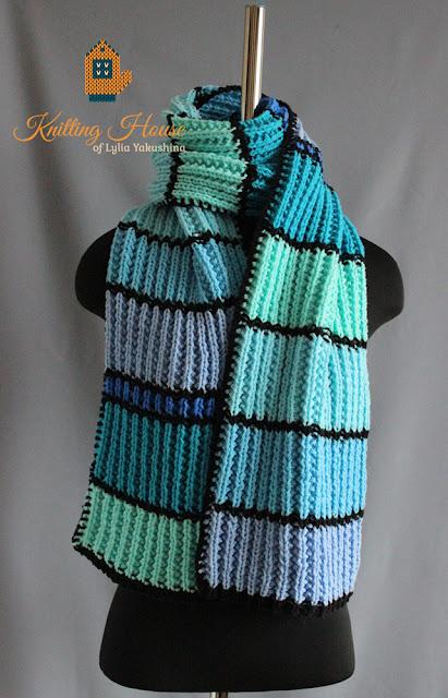 шарф, вязаный шарф, мужской шарф, цветной шарф, купить мужской шарф, заказать шарф