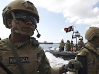 Membanggakan!! Inilah Kehebatan Pasukan Katak TNI AL Yang Buat Tentara Amerika Geleng-Geleng Kepala