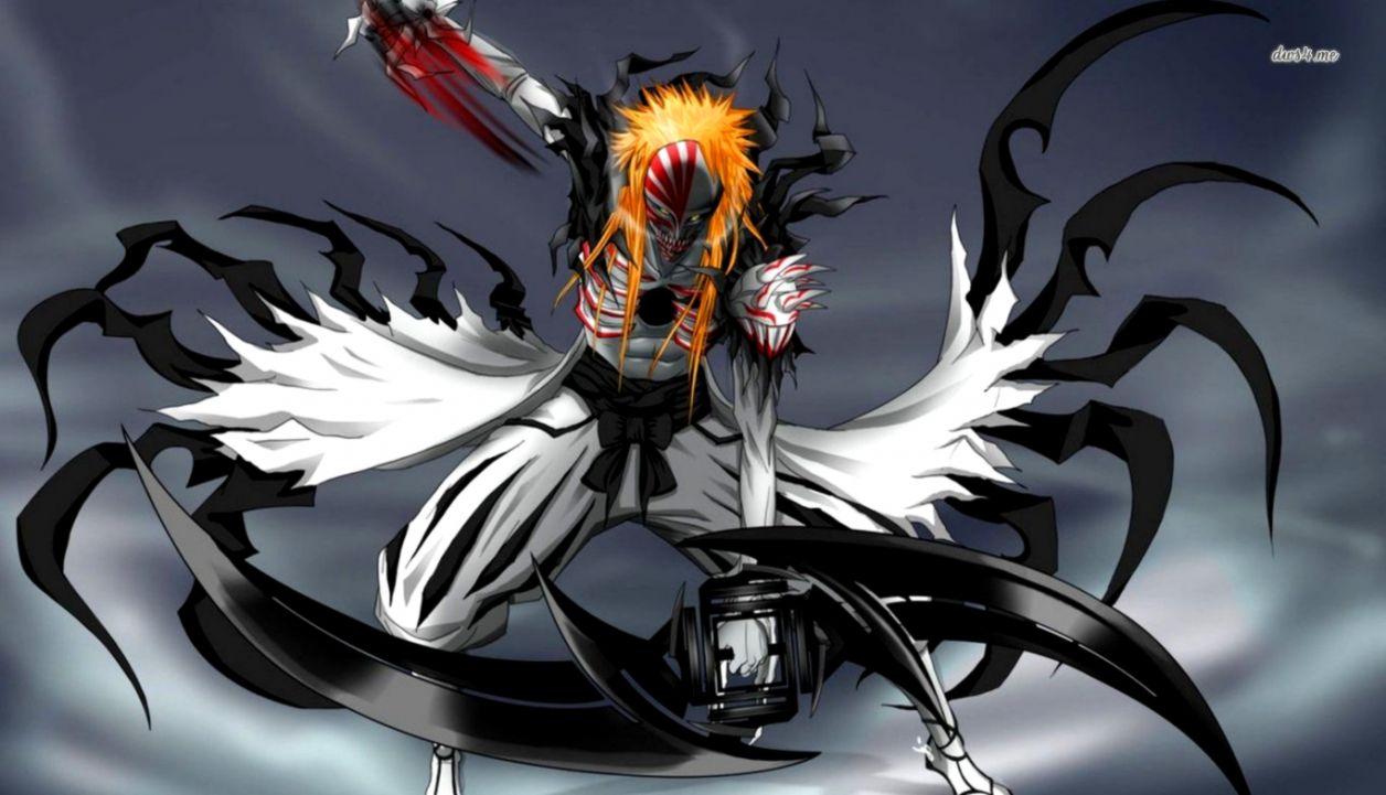 Bleach Hollow Ichigo   Wallpapers Minimalist
