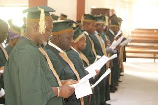 achievers university 1st postgraduate students matriculants 5