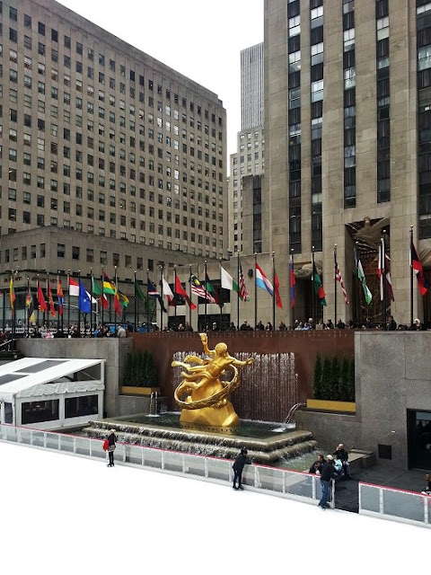 rockefeller plaza new york