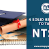 4 solid reasons to take NTSE - Check it out! blog image