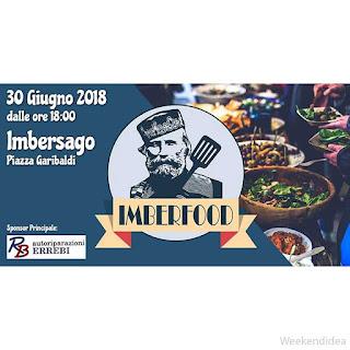 street food imbersago giugno
