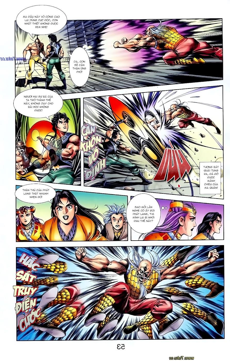 Cơ Phát Khai Chu Bản chapter 117 trang 12