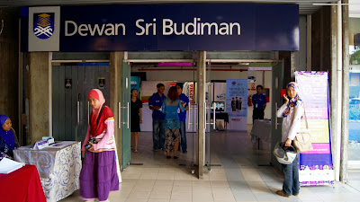 Image result for dewan sri budiman uitm