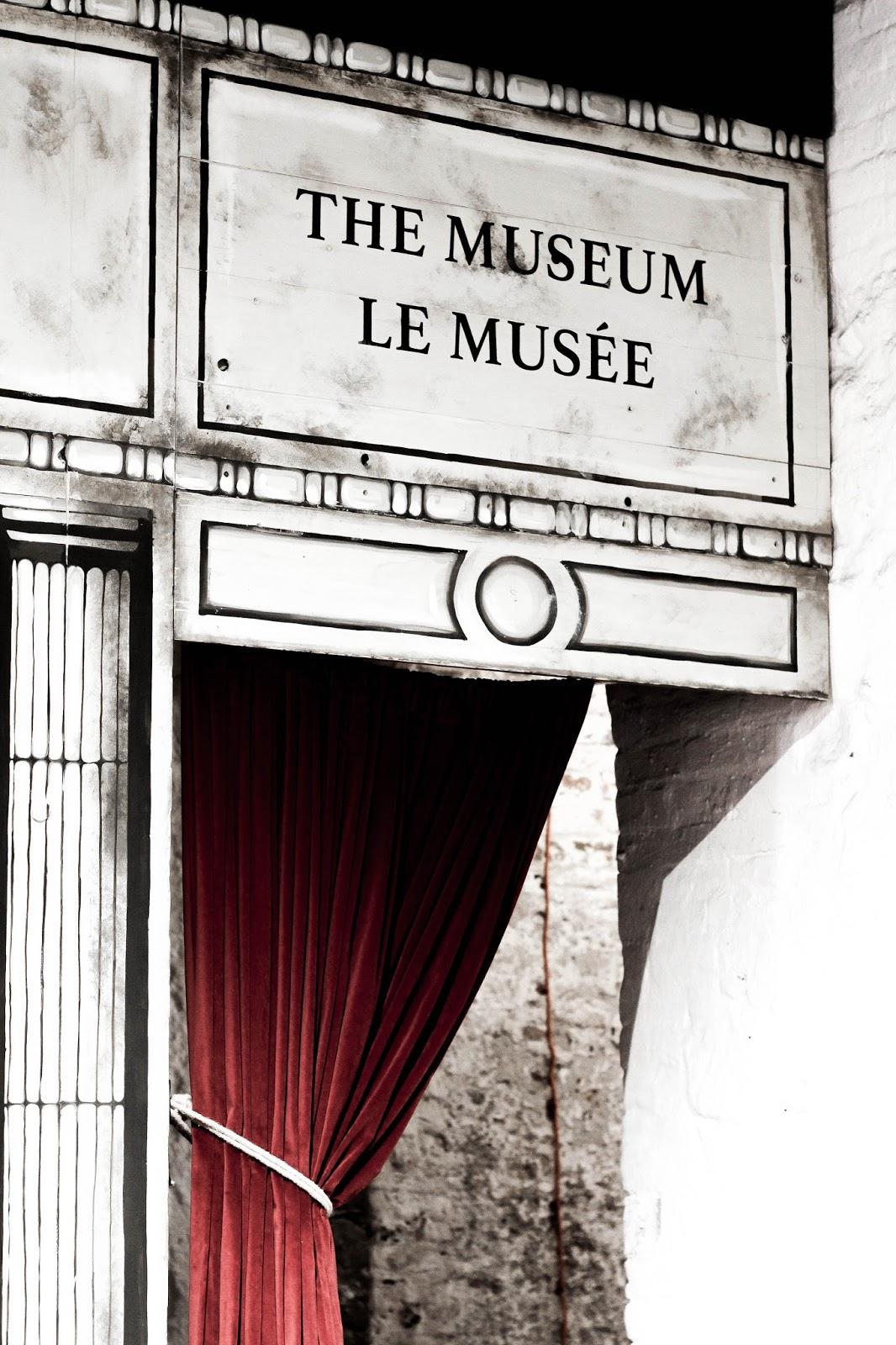 Portchester Castle Theatre Museum Prisoners