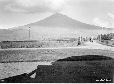 Wajah Gunung Cikuray Tempo Doeloe