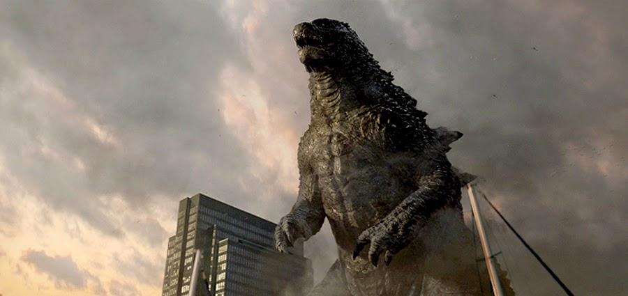 Acesta este monstrul dezlănţuit Godzilla