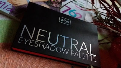 Neutral Eyeshadow Palette - Recenzja