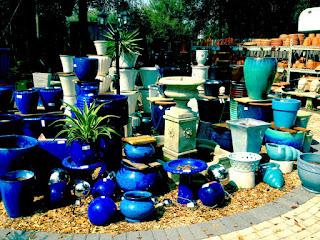Pots, gardens, audubon park, orlando