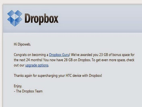 Free Space On Dropbox: Get 23 GB In Simple Steps