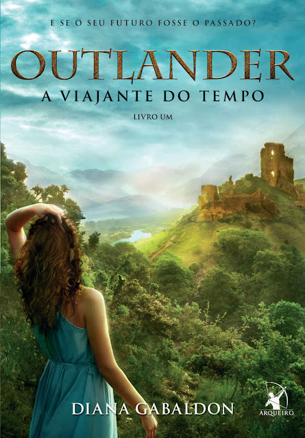 Outlander, a Viajante do Tempo Diana Gabaldon