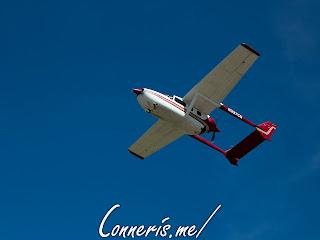 N337CD 1973 CESSNA 337G Flyby 3