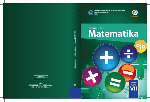 Download Buku Guru dan Buku Siswa Kelas VII Kurikulum 2013 Edisi  Revisi Tahun 2016