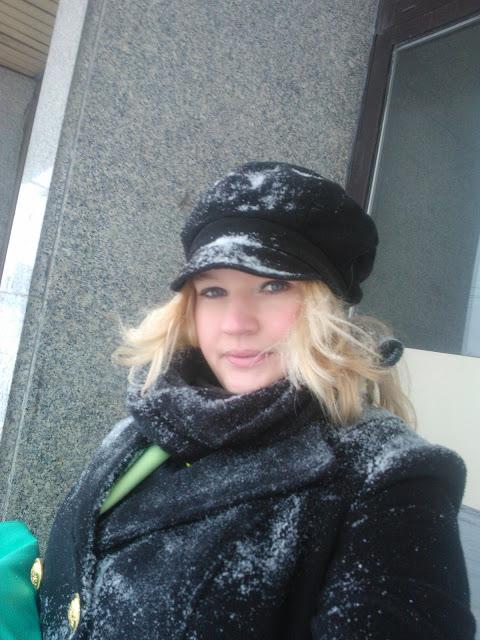 prószący-śnieg
