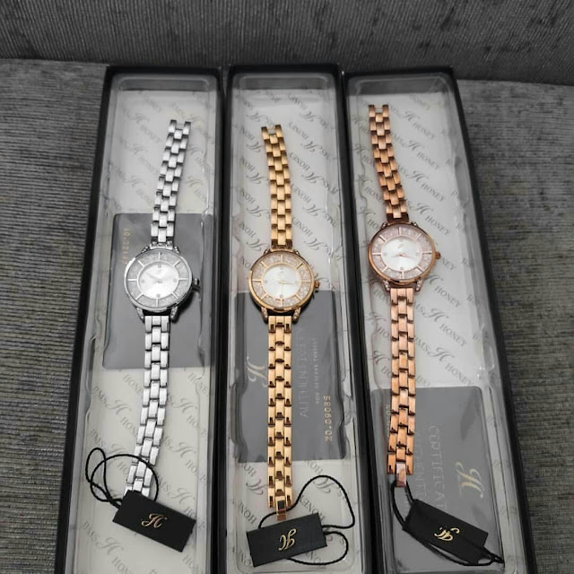 Jimshoney Timepiece 8480 Ladies