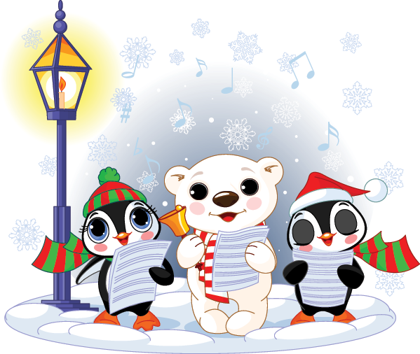 Critter Carolers