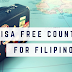 17 VISA-FREE Countries for PHILIPPINES [UPDATED]